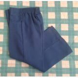 Pantalón Azul De Vestir De Niño, Marca San Roque, Talla 2