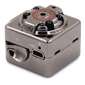 Mini Camara Microsd Graba Voz Nightvision Para Auto Moto Sq8