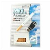 01cigarro Eletrônico S/nicotina Pare De Fumar +10 Refieis