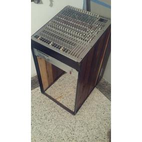 Consola 32 Canales Beheringer Y Bajo Pioneer 12 Pulgadas