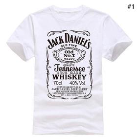 Camiseta Jack Daniels Masculina