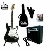 Paquete Guitarra Electrica Skala Envio Gratis