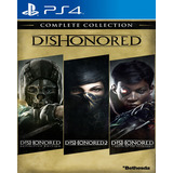 Dishonored Collection Ps4 Digital Gcp