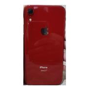 iPhone XR 64gb Vermelho Red - Usado - Seminovo Tela 6,1 Pol