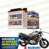 Bateria Moura Moto 11ah Suzuki Gs 500f
