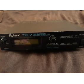 Modulo Roland Td7 Imparable