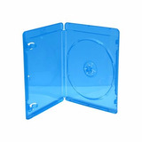 Pack 100 Cajas Blu-ray Single 9mm. Calidad Premium Digilife
