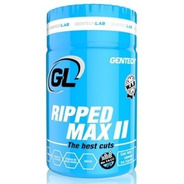 Ripped Max Quemador Grasas Gentech 60 Tabletas Fat Burner