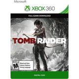 Tomb Raider - Xbox 360 - Entrega Inmediata - Full