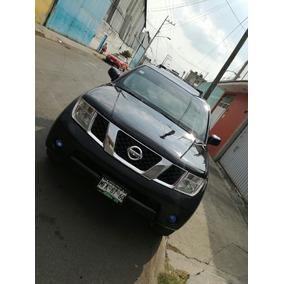 Nissan Pathfinder Se Tela P/arrastre Premium 4x2 Mt 2005