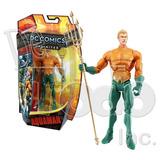 Aquaman - Dc Comics Unlimited - Mattel