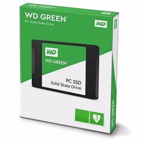 Disco Ssd Western Digital 120gb Green Pc/notebook - Chaco