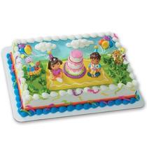 Decopac Dora El Explorador De Celebración Del Cumpleaños De