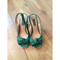 Sandalia Plataforma Shoestock - Nova Sem Uso! Linda!!!