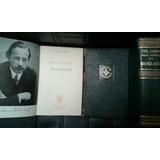 Biografias Maquiavelo, Goethe, Bolivar, Lenin, Ed Juventud