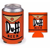 Enfriador De Latas De Los Simpsons Cerveza Duff Oficial
