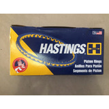 Anillos Hastings P/ Piston. Ford 302 Estandar