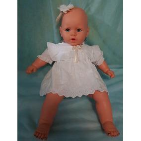 Boneca Meu Bebê Antiga Da Estrela 58 Cm