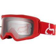 Goggle Fox Main Race Rojo (para Adulto)