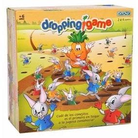 Juego De Mesa Dropping Game Ditoys +6 Años 2 A 4 Jugadores
