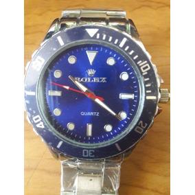 Reloj Rolex Acero Inoxidable Tipo Vestir Barato Modelo Class