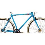 Cuadro + Horquilla Bicicleta Fixie Rod 28 Top Mega Acero