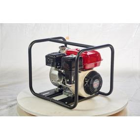 Motobomba Honda 5 Hp 2 Pulgadas Con Sensor De Aceite