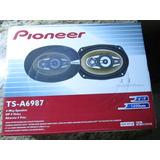 Cornetas Triaxiales Pioneer 1200 Wats 6x9