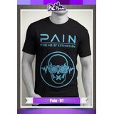 f56c8aee25 Camiseta Regata No Pain No Camisetas Otros en Mercado Libre Colombia