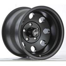 Rines 15x10 5-139.7 Satin Black Et-43 M Ar172 ¡nuevos!
