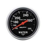 Autometer 3431 Reloj Temperatura Sport Comp