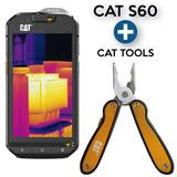 Caterpillar Cat S60 4g Lte + Regalo Cat Tools +1 Año Gtia