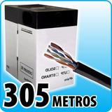 Rollo Cable Bobina 305 Mtrs Utp Cat5 Cctv Camara M3k