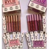 Labial Kylie Jenner Liquido Maquillaje Mate Nueva Edicion Lt