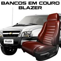 Acessorios Blazer - Capas De Banco 100% Em Couro Blazer