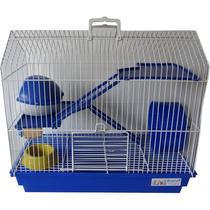 Gaiola Para Hamster Cabana Luxo