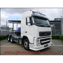 Volvo Fh 540 Globetrotter 6x4 Bug Leve I-shift 2014
