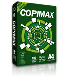 Papel A4 Copimax® Caixa C/ 10 Pacotes De 500 Folhas Sulfite