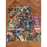 Revistas Dc Comics Ed. Perfil: Batman-superman-liga-flush