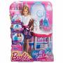 Barbie Con Perrito Cambia De Color (color Me Cute)