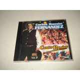 Carlos Ramon Fernandez - Cantor Popular Cd