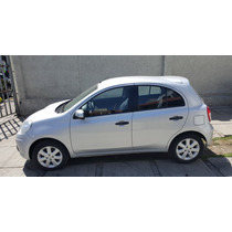 Nissan March Advance Tm 2012 Impecable