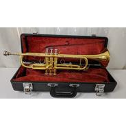 Trompete Yamaha Ytr 3335 Sib Original Completo - Somos Loja