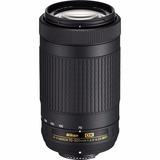 Lente Nikon Af-p Dx Nikkor 70-300mm F/4.5-6.3g Ed Nueva Vers