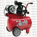 Compresor De Aire Evans 40 Lts Y 1/2 Hp Msi