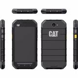 Celular Libre Caterpillar S30 4g 8gb Negro Super Resistente