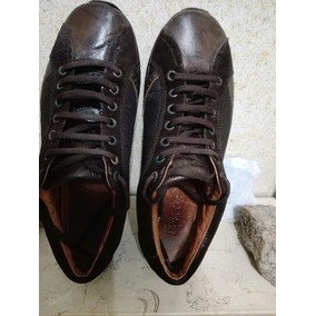 Zapatillas De Cuero Muy Buena (codigo 15)