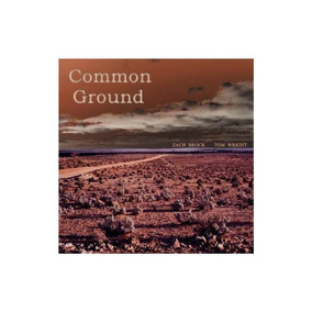 Brock/wright Common Ground Usa Import Cd Nuevo