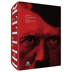 Adolf Hitler Os Anos De Ascensão Vol 1 Desconto Frete Grátis