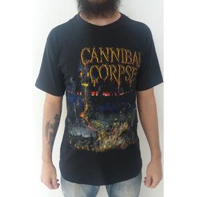 Cannibal Corpse Gore Obsessed - Camisetas e Blusas no Mercado Livre ... 126460353e6